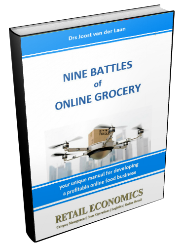 E-book Online Grocery Retailing
